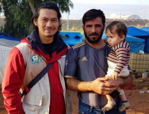 Explore Humanity dan Donny Alamsyah, Pemeran Film The Raid, Melihat Kesedihan di Kamp Pengungsian